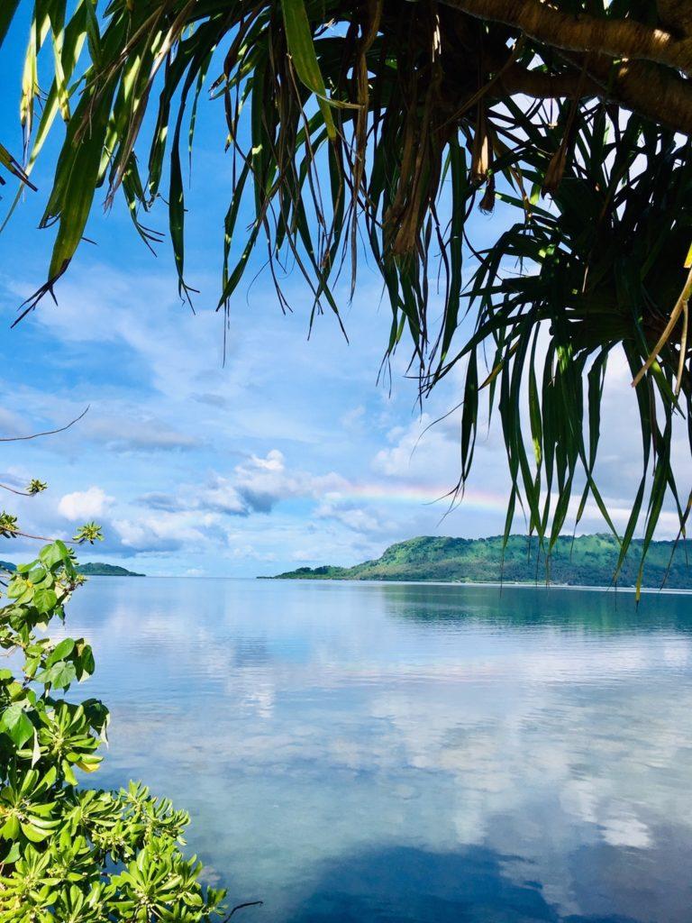 ミクロネシア ポンペイ島