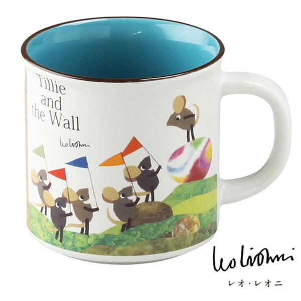 レオレオーニ マグカップ